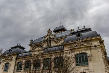 Le théâtre de Bourg-en-Bresse