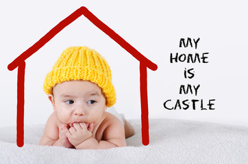 My home is my castle