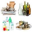 Segregated garbage - 61591159