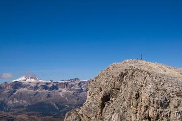 Lagazuoi  und Sellagruppe - Dolomiten - Alpen