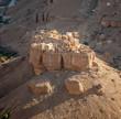 Panorama of Haid Al-Jazil in Wadi Doan - Hadramaut - Yemen