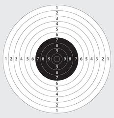 Target aim