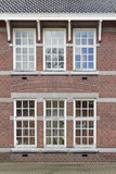 Prins Maurits Military Complex detail windows