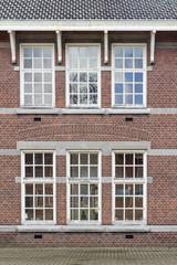 Prins Maurits Military Complex detail windows