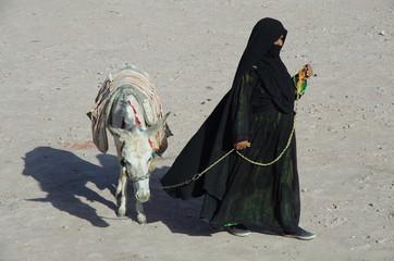 Vie dans le désert