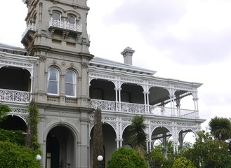 Rupertswood mansion in Sunbury near Melbourne