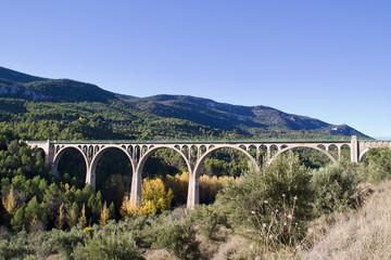 Puente Set Llunes, Alcoi