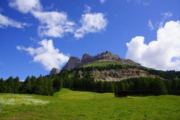 Gebirge in Italien