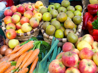 Ecological apples