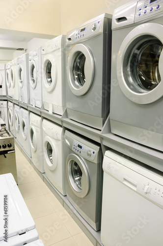 domestic appliance  store