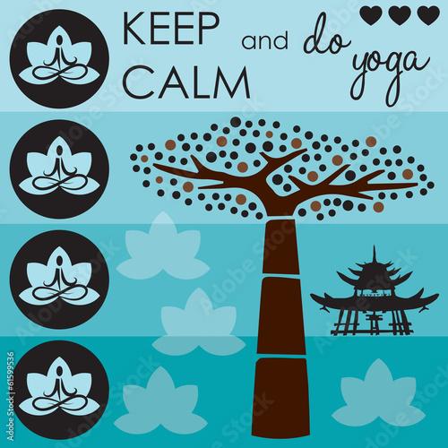zachowac-spokojne-drzewo-zycia-ilustracji-wektorowych