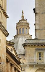 Церковь Кармелитов в Валетте. Мальта