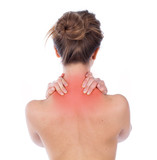 Nape and trapezius ache