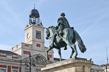 Puerta de Sol de Madrid