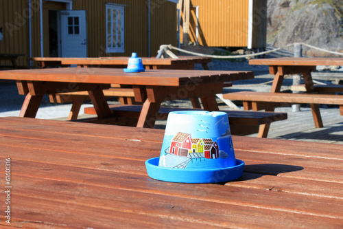 ashtray of Lofoten
