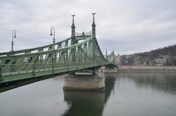 Elisabeth Bridge - Budapest, Hungary