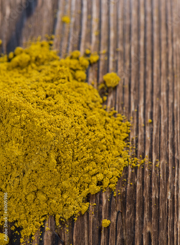 Heap of Curry Powder