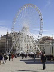 Riesenrad Marseille