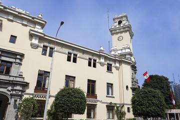 Architecture of Miraflores, Lima