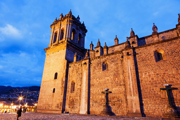 Cusco Cathedral - Cathedral of Santo Domingo