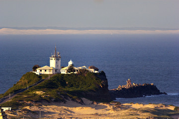 Nobbys Head Lightouse