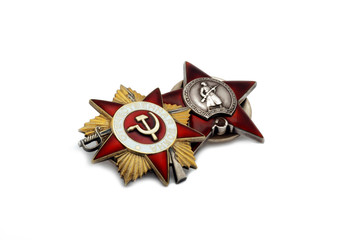 military insignia of a Second World War