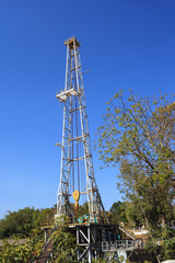 Oil Land Drilling Rig (Petroleum Industry)