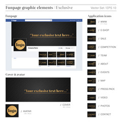 FACEBOOK FUNPAGE ELEMENTS 2 exclusive