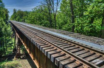 Railroad, Watkins Glen Bridge