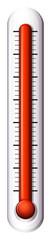 A measuring device for temperature