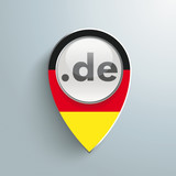 Location Marker German Web