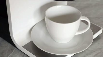 Kaffee aufbrühen