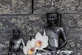 Fototapety Buddha Figur