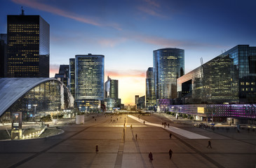 Quartier La Défense Paris