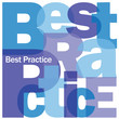 """BEST PRACTICE"" Letter Collage (process improvement business)"