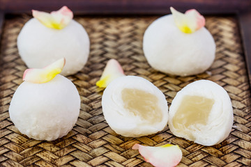 Japanese gourmet dessert, Daifuku