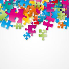 fond abstrait-puzzle