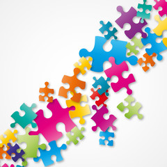 vecteur puzzle