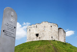 Clifford's Tower in York UK