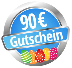 90 € Gutschein