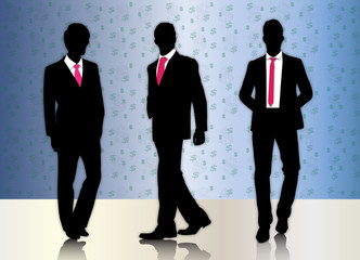 business people set 4