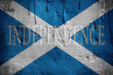 Scotland Independence flag.