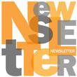 """NEWSLETTER"" Letter Collage (customer services info marketing)"