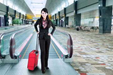 Business traveler