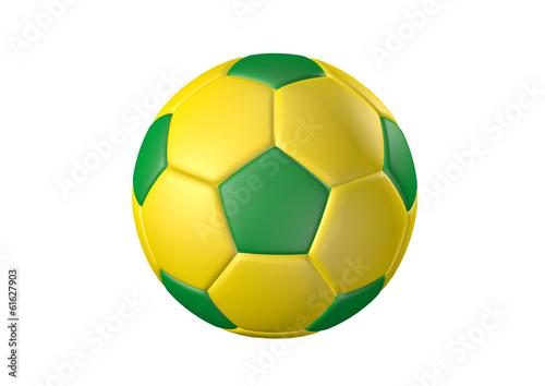 Color Soccer ball