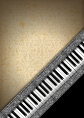 Music Vintage Background
