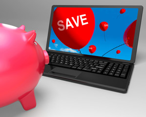 Save Laptop Shows Promos And Discounts On Internet