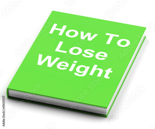 How To Lose Weight Book Shows Weight loss Diet Advice