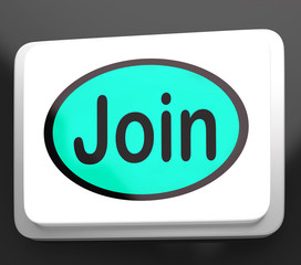 Join Button Shows Subscribing Membership Or Registration