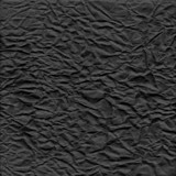 Vector background crumpled blac paper